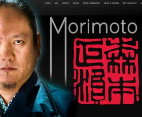 Iron Chef Morimoto