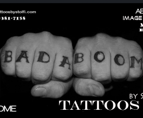 Tattoos by Stolfi