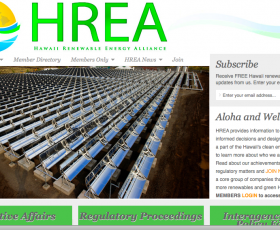 Hawaii Renewable Energy Alliance