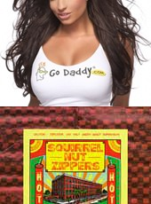 Squirrel Nut Zippers Respond to my complaint about GoDaddy hold music