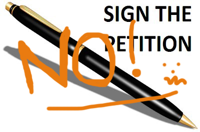 stop online petitions